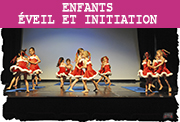 danse contemporaine enfant à l'union
